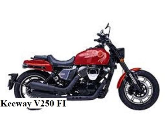Keeway V250 FI