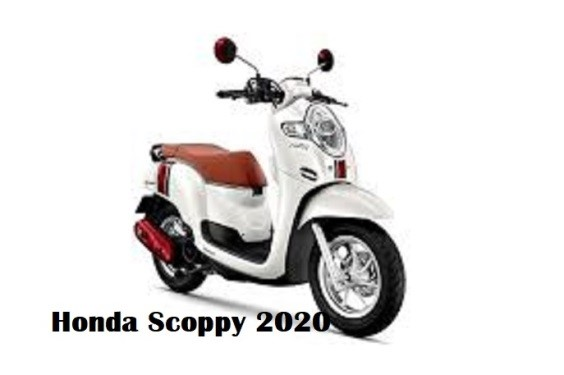 Honda Scoppy 2020
