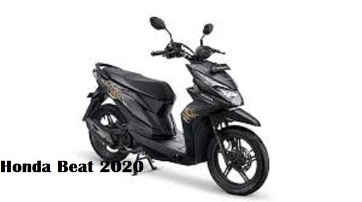 Honda Beat 2020